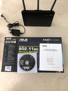 ASUS RT-AC68U AC 1900 Router