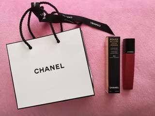 Chanel Rouge Allure Liquid Powder Lipstick
