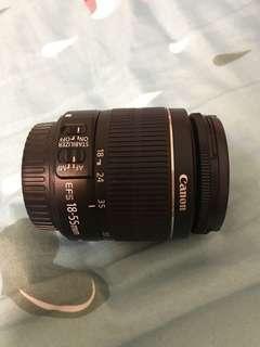 Canon 18-55mm 原配 鏡頭