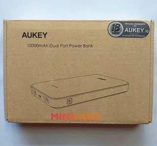 Powerbank Aukey 10000 mAh PB-N50 Pocket Power Bank Original