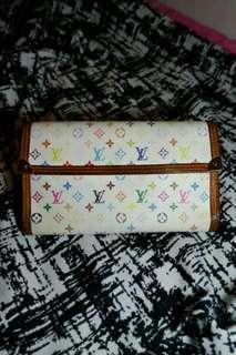 Louis Vuitton Multicolor Long Wallet