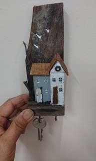 Rustic Little Key Holder