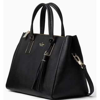 Sales! Authentic Kate Spade WKRU5777 Naomi Satchel Crossbody Sling Bag