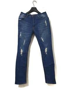 Ripped Jeans Cheap Monday