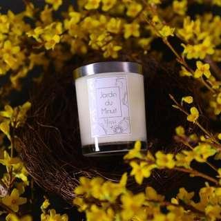 🚚 大豆香氛低溫蠟燭:和風柚香(小)  Jardin Du Minuit