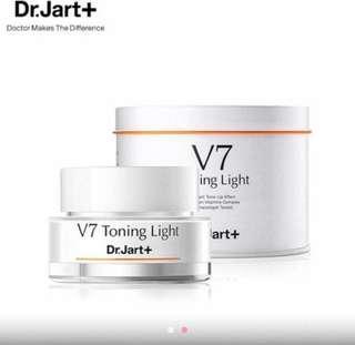 🚚 <Dr.Jart+>V7維他命鑽白霜(素顏霜) 50ml