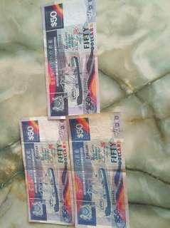 (79)Ship series$50(3  series)