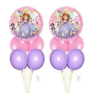 (SAVE $2) Disney Princess Sofia The First Birthday Party Package Party Wholesale Singapore