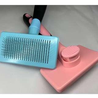 Pet Shedding Brush Comb For Dog / Cat