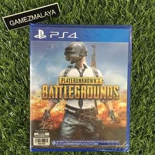[NEW] PS4 PUBG R3 - ACCEPT TRADE-IN | NEW PS4 GAMES (GAMEZMALAYA)