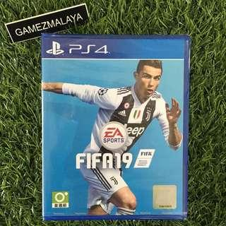 [NEW] PS4 FIFA 19 R3 - ACCEPT TRADE-IN | NEW PS4 GAMES (GAMEZMALAYA)