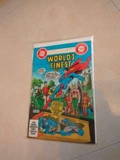 Superman comic book Indonesian Edition
