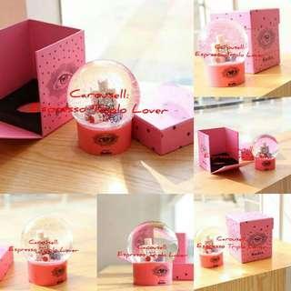 [G•U•C•C•I]Bloom perfume bottle VIP Gift 🎁🔮 ❄ 🌍