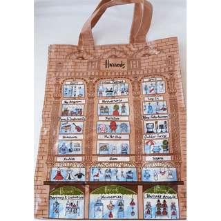 Harrods Shopper bag (Original)