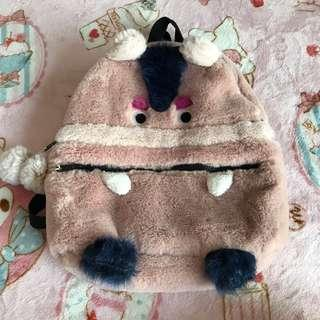Brand new Zara girls Monster backpack