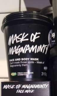 PO mask of magnaminty 125 gr