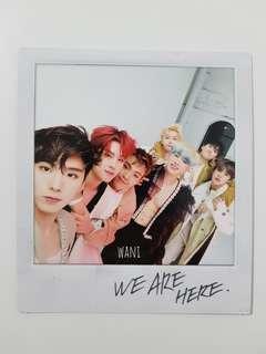 MONSTA X We Are Here Polaroid