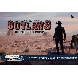 Steam  Outlaws of the Old West