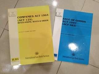 Companies Act 1965, Sales of Goods Act 1957