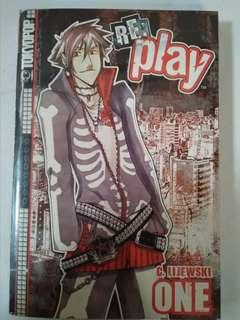 Manga: Re: Play Vol. 1 by: Christy Lijewski (Tokyopop) Drama Romance illustrated novel n english