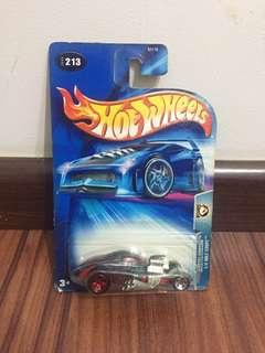 🚚 Hot Wheels - 1/4 Mile Coupe