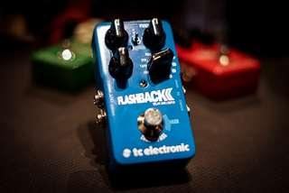 TC Electronic Flashback 2 Delay Guitar Effects Pedal