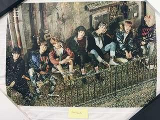 BTS YNWA Official Posters #MMAR18