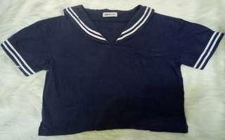 Sailor Sunny Top (Semi Cropped)