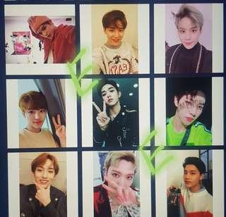 (FAST GO) NCT Empathy Photocard PC