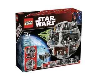 🚚 Lego 10188 Death Star