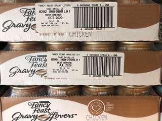 Fancy feast Gravy Lovers Cat Canned (24 Cans)