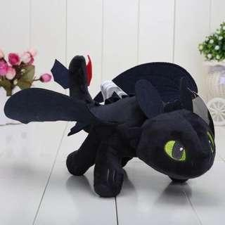 How to Train Your Dragon: Toothless (55 cm)