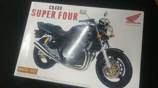 cb400 cb400sf 模型 model