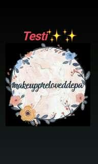 Testimoni makeuppreloveddepa💖