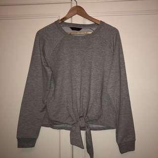 Decjuba grey jumper