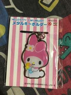 [全新包郵]日本便利店限定My Melody匙扣 sanrio 美樂蒂