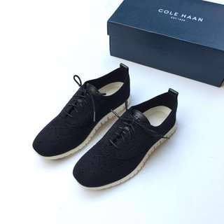 New Authentic Cole Haan Zerogrand Stitchlite Wingtip Oxford Women's Shoes