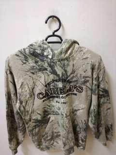 Cabelas 3d hoodie