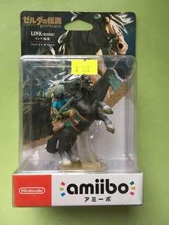 Switch Zelda Amiibo