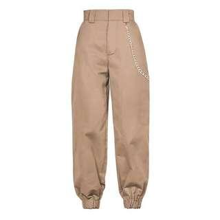 CARGO PANTS (iamgia inspired) in beige/tan/khaki