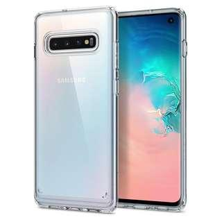 Spigen Ultra Hybrid Clear Case Samsung Galaxy S10