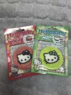 Hello Kitty Point Pads2包
