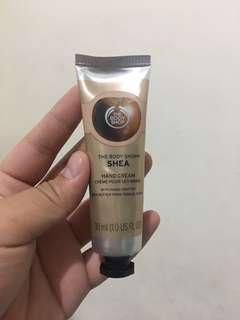 The Body Shop Hand Cream - Shea