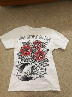 Story So Far band tee