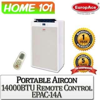 14000 BTU Portable Aircon - priced to sell