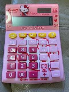 Hello Kitty 計算機