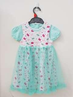 2in1 overal dress tutu birdsnbeeS
