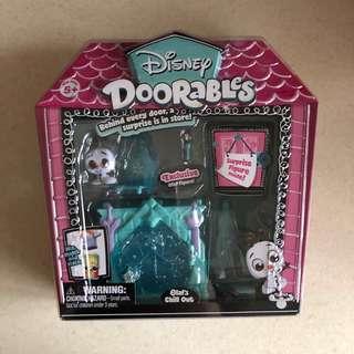 Disney Doorables Olaf Frozen Playset (Rare)