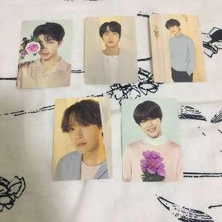 [WTS/WTT] BTS Love Yourself Tour Photocards