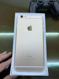 🚚 IPhone Mobile I6 Plus 64GB Gold New